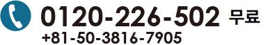 電話番号0120-000-000