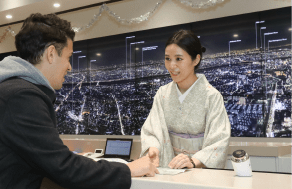 도쿄관광정보센터 신주쿠 고속버스터미널03