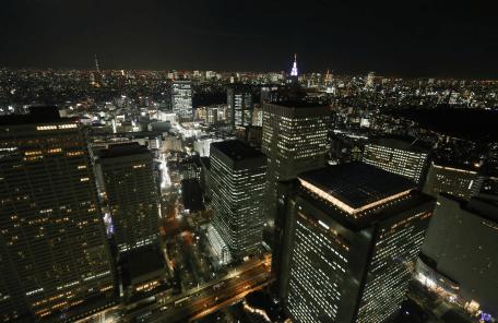 도쿄도청 전망실01