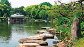 清澄庭园の写真