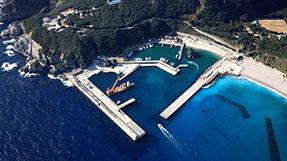 三浦漁港船客候船處の写真