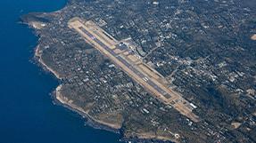 大島空港の写真