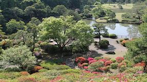 Rikugien Gardensの写真