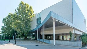東京都立多摩圖書館の写真