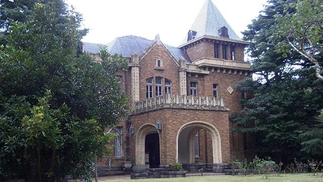 Former Residence of the Maeda Family