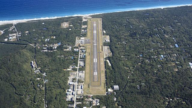 니지마 공항 터미널