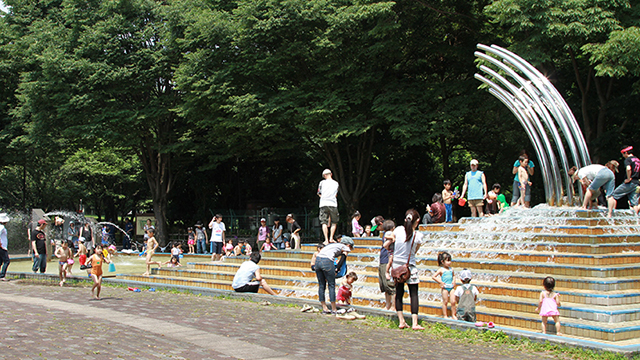 오이즈미추오공원