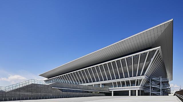 Tokyo Aquatics Centre